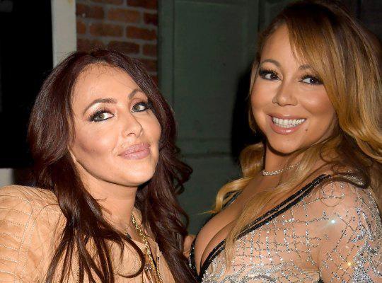 Stella Bulochnikov từng làm trợ lý cho Mariah từ năm 2014 đến 2017.