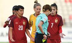 Tuyển nữ Thái Lan suýt loại Australia ở bán kết Asian Cup