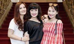 Bảo Thanh, Hoa Thúy dự sự kiện ở Sài Gòn
