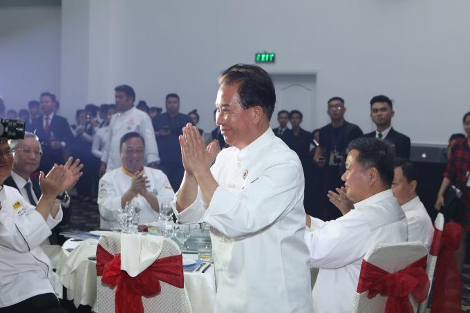 Hiệp hội Đầu bếp quốc tế tổ chức tiệc từ thiện Đêm nhân ái - 2