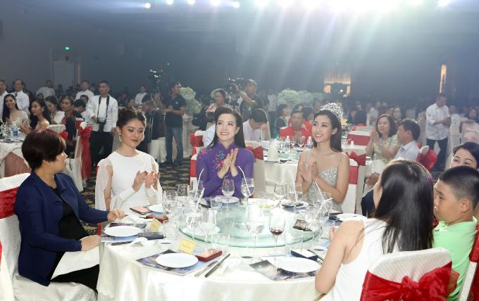 Hiệp hội Đầu bếp quốc tế tổ chức tiệc từ thiện Đêm nhân ái - 3