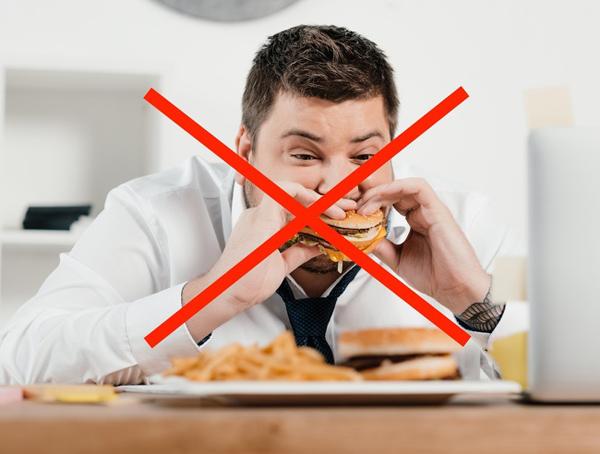 Không ăn tại bàn