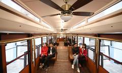 Du lịch Sapa bằng tàu hỏa leo núi Mường Hoa