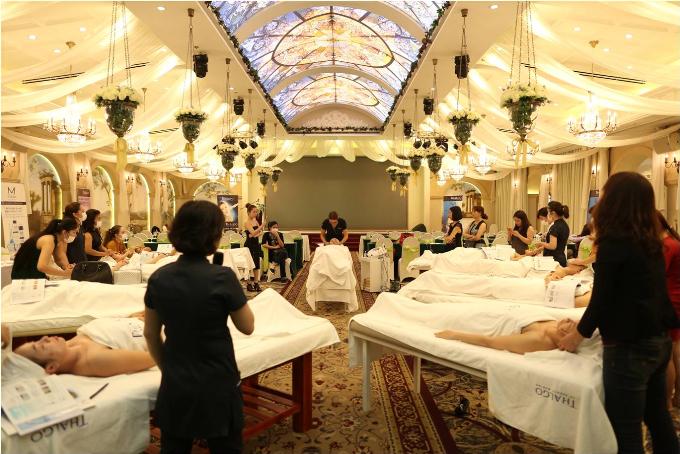 Workshop điều trị da rỗ, thâm mụn, lỗ chân lông to