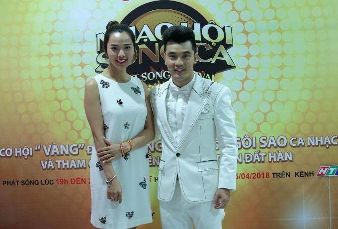Ca sĩ Ưng Hoàng Phúc lần đầu thử sức với gameshow âm nhạc