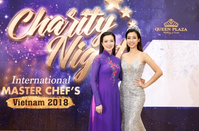 Sự kiện có sự góp mặt của đại diện các quan chức lãnh đạo TP HCM, các nhà hảo tâm, tài trợ, công ty, doanh nhân và hơn 100 đầu bếp thuộc Hiệp hội Đầu bếp quốc tế cùng các nghệ sĩ nổi tiếng như Mai Đình Tới, ca sĩ Ái Phương, đại sứ chương trình - Hoa hậu Đỗ Mỹ Linh, Á hậu 2 Thùy Dung và các người đẹp tại cuộc thi Hoa hậu Việt Nam 2016.