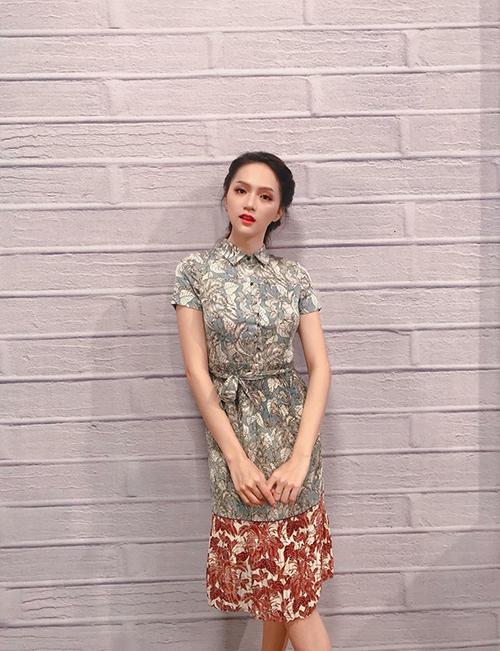 Hương Giang Idol diện