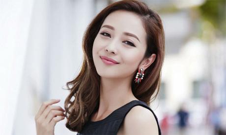 Hoa hậu Jennifer Phạm chúc mừng sinh nhật Ngoisao.net