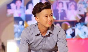 HLV thể dục dụng cụ Trương Minh Sang chúc mừng Ngoisao.net