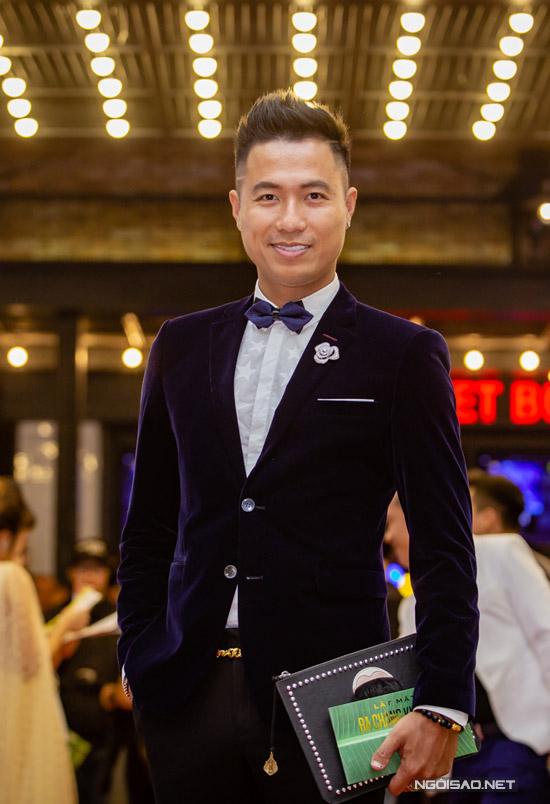 Cựu người mẫu Quang Hòa đảm nhận vai giang hồ trong Lật mặt 3.
