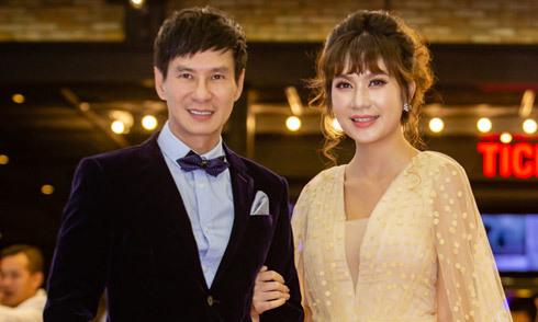 Vợ chồng Lý Hải – Minh Hà sóng đôi ra mắt phim ở Hà Nội