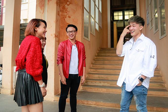 Hoàng Oanh bất ngờ gặp lại người yêu cũ khi đang đi Đà Lạt cùng Quang Bảo - 1