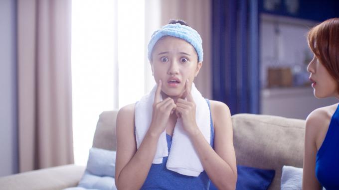 Đại ca Hoàng Oanh tái hợp đàn em trong quảng cáo mới - 2