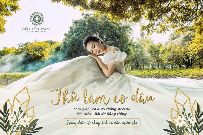 Lễ hội Lala day - Thử làm cô dâu tại Trống Đồng Sông Hồng