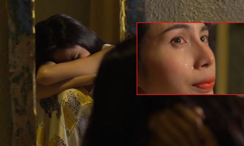 Thủy Tiên khóc như mưa trong MV mới