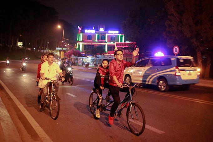 Hoàng Oanh bất ngờ gặp lại người yêu cũ khi đang đi Đà Lạt cùng Quang Bảo - 4