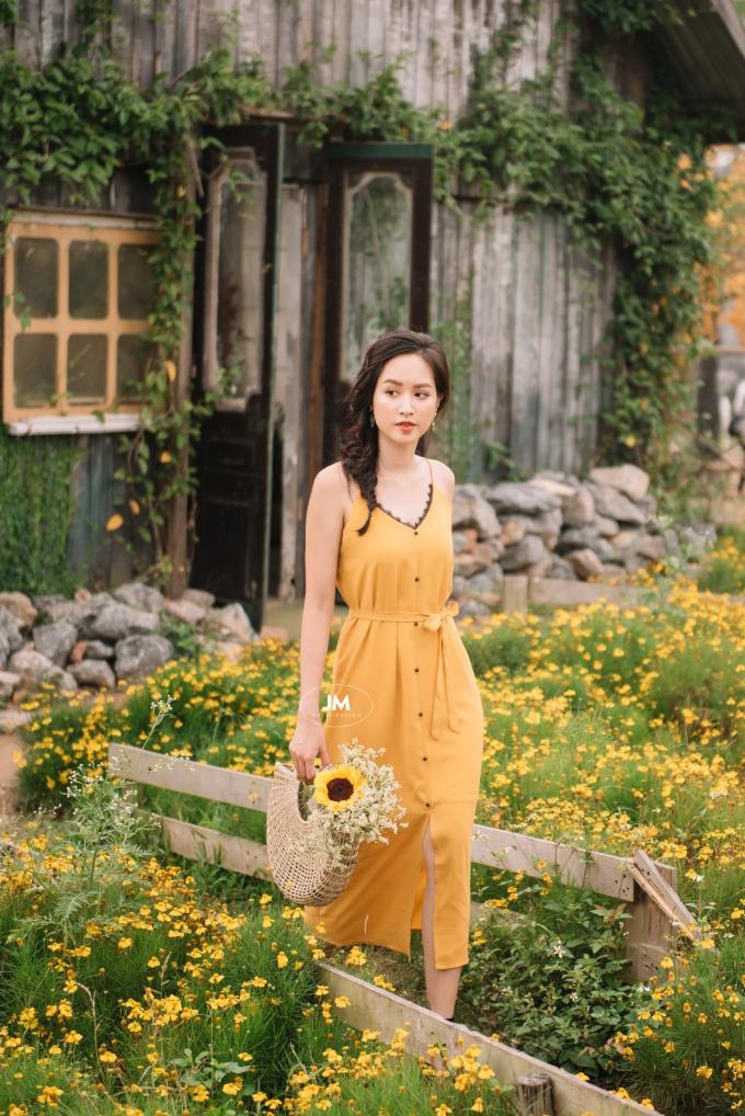 Đẹp dịu dàng với BST Sunny của JM Dress Design - 1