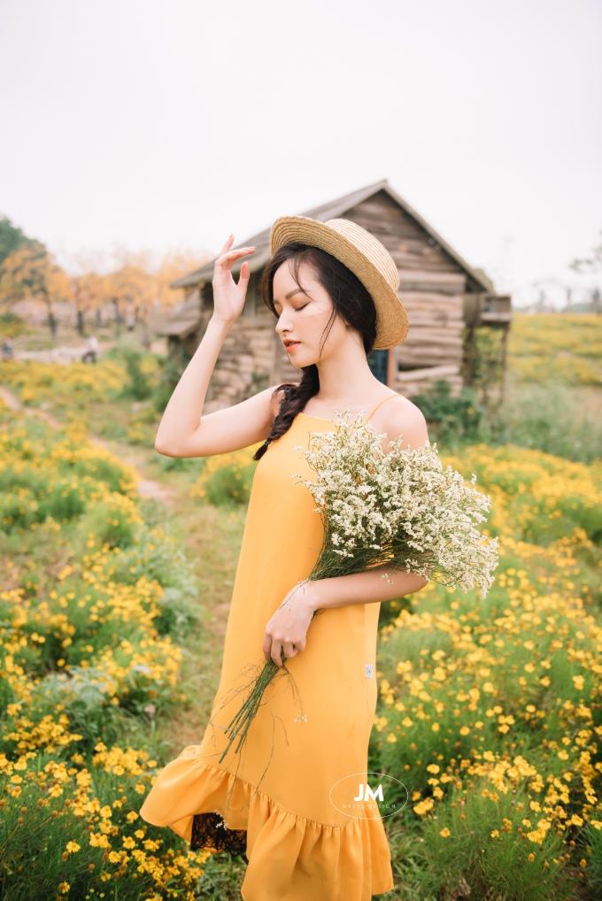 Đẹp dịu dàng với BST Sunny của JM Dress Design - 3