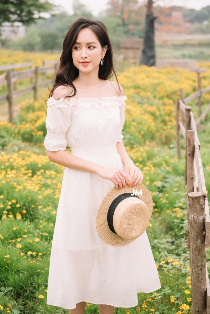 Đẹp dịu dàng với BST Sunny của JM Dress Design - 7