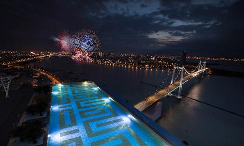 Gợi ý địa điểm xem lễ hội pháo hoa quốc tế ở Đà Nẵng