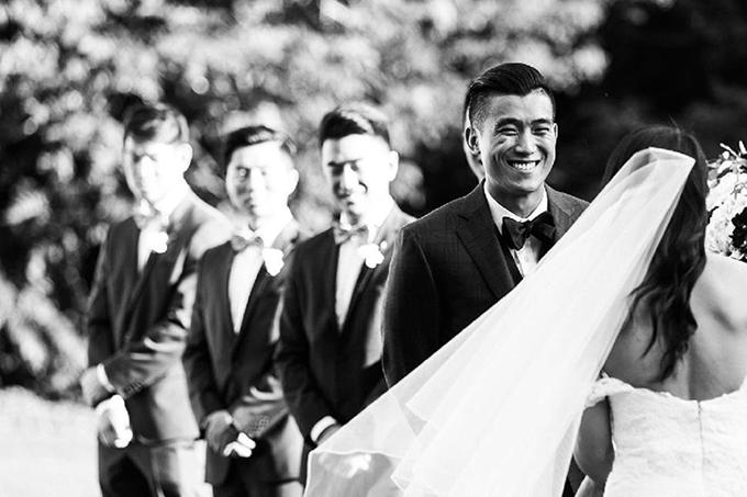 Đám cưới của cặp gà bông quen nhau từ thời đại học - 9