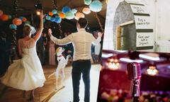 'Vui nổ trời' với các trò chơi trong tiệc cưới