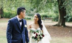 Đám cưới của cặp 'gà bông' quen nhau từ thời đại học