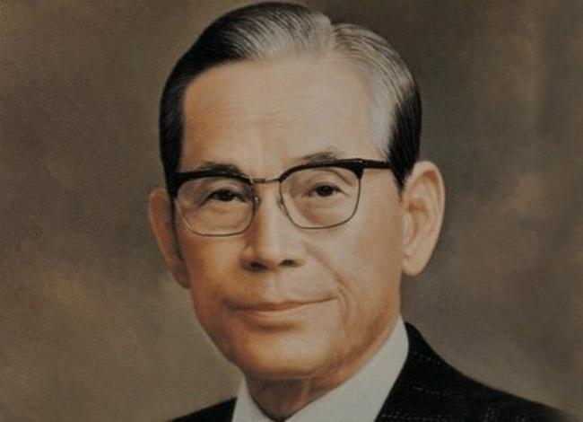 Lee Byung Chull, nhà sáng lập nên tập đoàn Samsung - Ảnh: Success