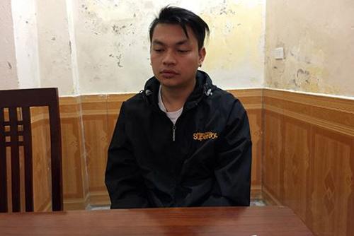 Bị can Trương Văn Thanh.