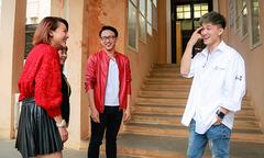 Hoàng Oanh bất ngờ gặp lại người yêu cũ khi đang đi Đà Lạt cùng Quang Bảo