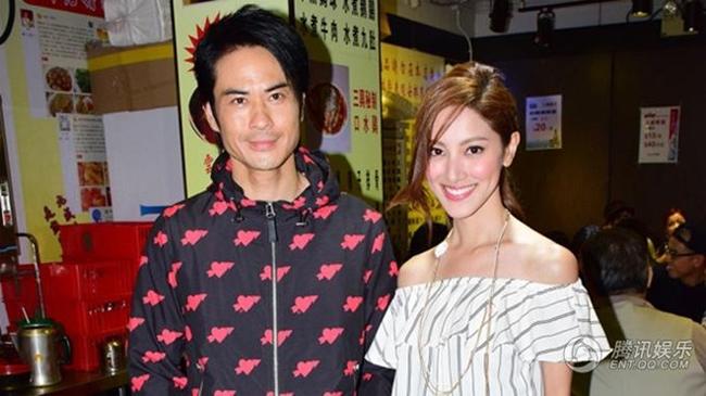 Hoa hậu Hong Kong chấm bạn trai Trịnh Gia Dĩnh 100 điểm