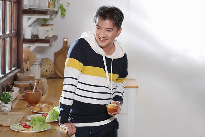 Đàm Vĩnh Hưng trẻ bất ngờ trong MV mới - 3