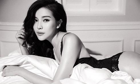 Cao Thái Hà chụp ảnh sexy nhưng khẳng định mình là gái ngoan