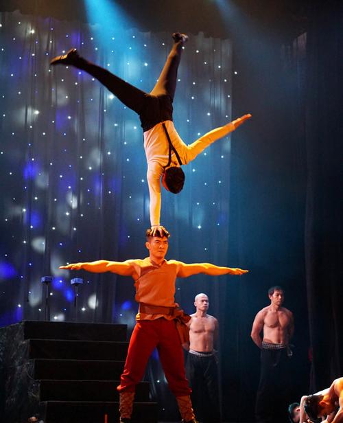 Anh em Quốc Cơ, Quốc Nghiệp dự thi Britain's Got Talent