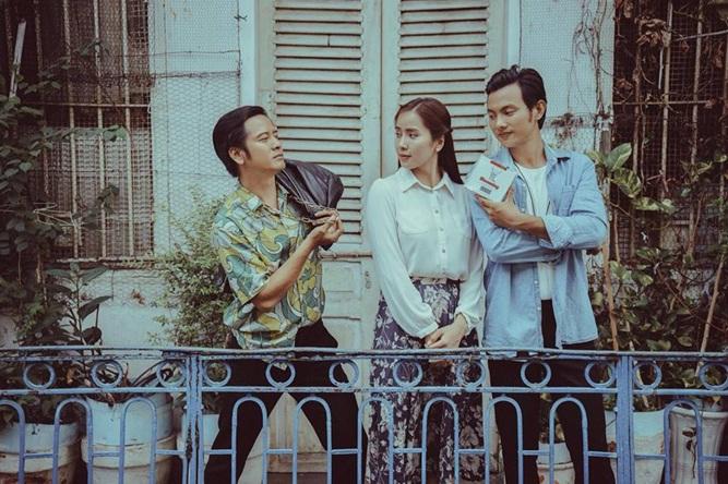 Diễn viên Tấn Phát làm đại ca khu Chợ Lớn trong phim ngắn