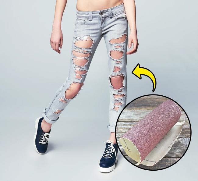 Mẹo hữu ích dành cho đồ jeans