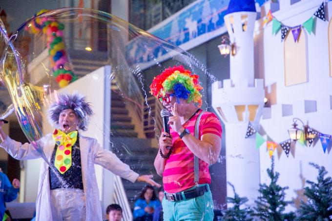 Địa chỉ vui chơi 30/4 mát lạnh tại Sài Gòn/Khu giải trí cho gia đình vui chơi dịp lễ 30/04 - 2