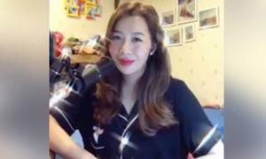 MC Diệp Chi cover hit 'Tâm sự tuổi 30' của Trịnh Thăng Bình