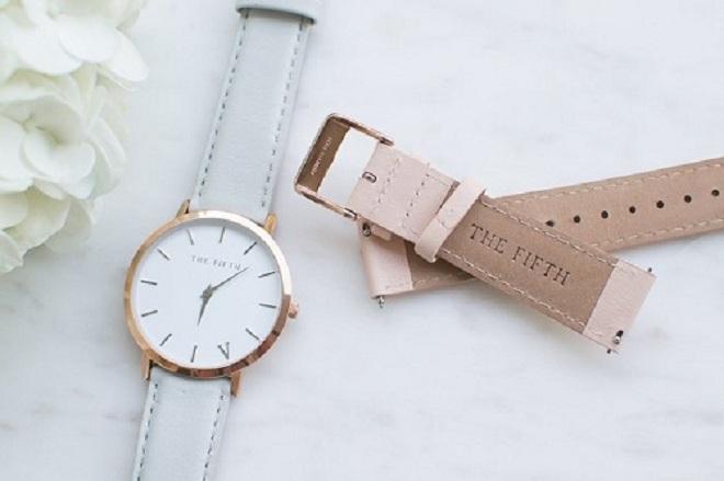 Mẫu đồng hồ The Fifth Watches chỉ bán 5 ngày trong mỗi tháng. Ảnh: Influencive.