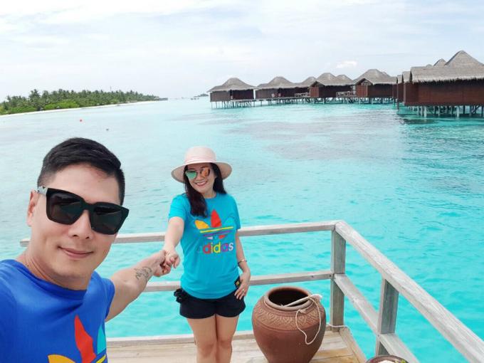 Bình Minh - Anh Thơ chia sẻ kinh nghiệm du lịch Maldives