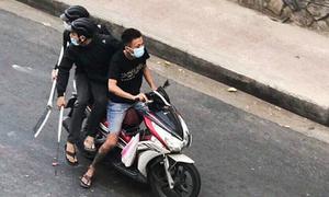 Gần 30 người cầm mã tấu ẩu đả ở Sài Gòn vì xích mích khi đá gà