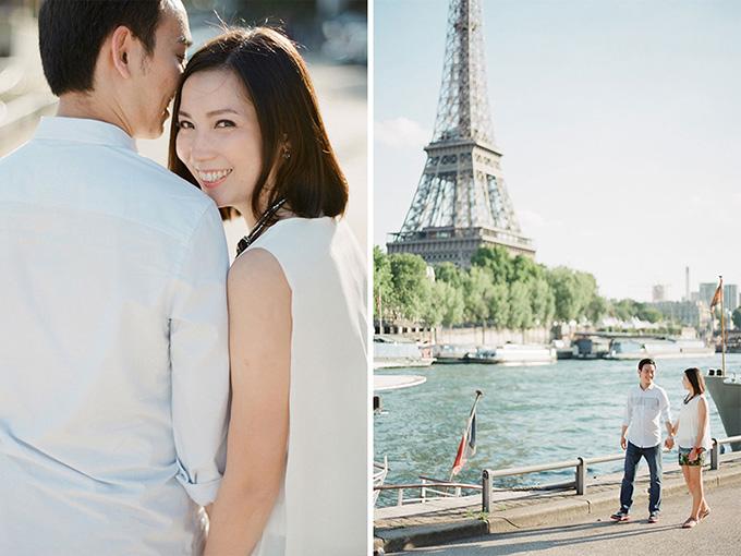 Kỳ nghỉ sau hôn lễlà dịp để cả hai xả hơi sau chuỗi ngày bận rộn chuẩn bị cho tiệc cưới và củng cố thêm tình cảm.Ảnh: Brideandbreakfast.