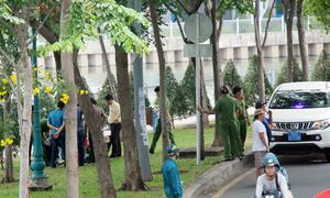 Cô giáo bị chồng sắp cưới đuổi theo đâm chết cạnh kênh Nhiêu Lộc