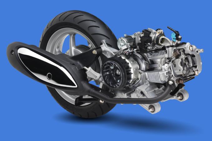 Những ưu điểm của dòng xe tay ga Yamaha