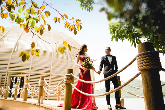 5 resort trong nước lý tưởng để kết hợp nghỉ lễ và chụp ảnh cưới - 7