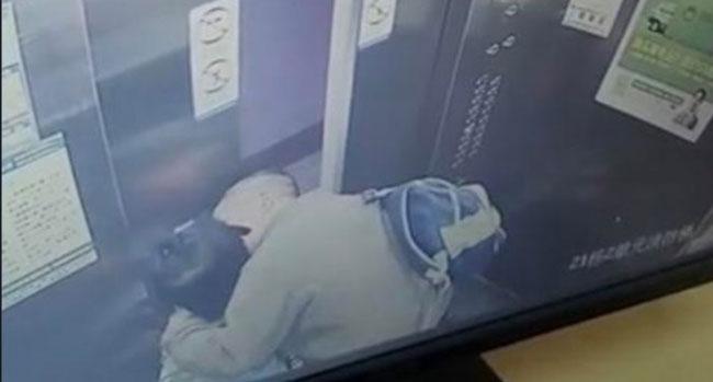 Ông già 65 tuổi dâm ô bé gái trong thang máy