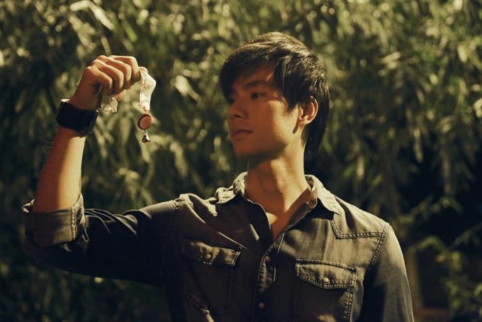Nhan Phúc Vinh đóng phim với cựu danh thủ Lê Huỳnh Đức - 5