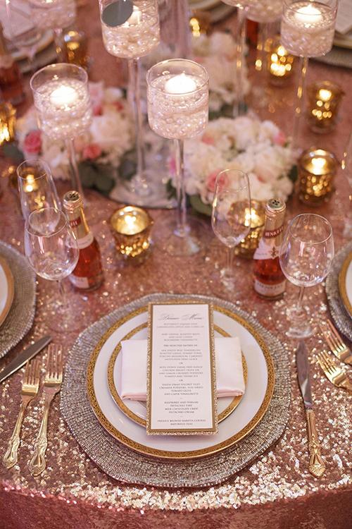 Ý tưởng trang trí đám cưới mang sắc hồng cổ tích - 8