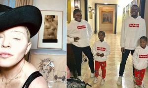 Madonna hé lộ hình ảnh biệt thự mới ở Bồ Đào Nha