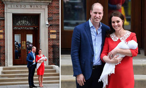 Bên trong khoa sản 5 sao nơi công nương Kate sinh cả ba con